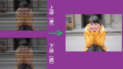 线性非线性剪辑制式帧与场