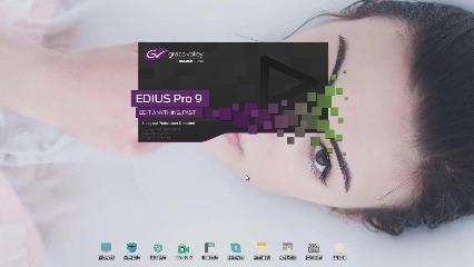 开启Edius新工程序列