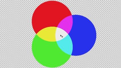 初识Ps颜色模式