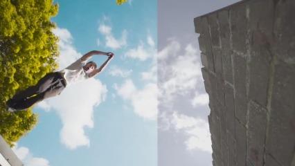 蓝天白云风景天空vlog旅拍视频调色LUTs预设10组